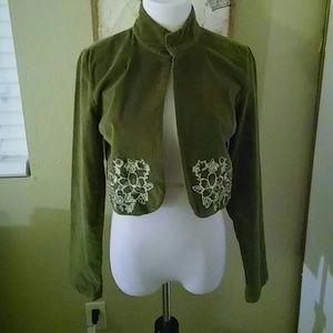 Olive green Large Jacket